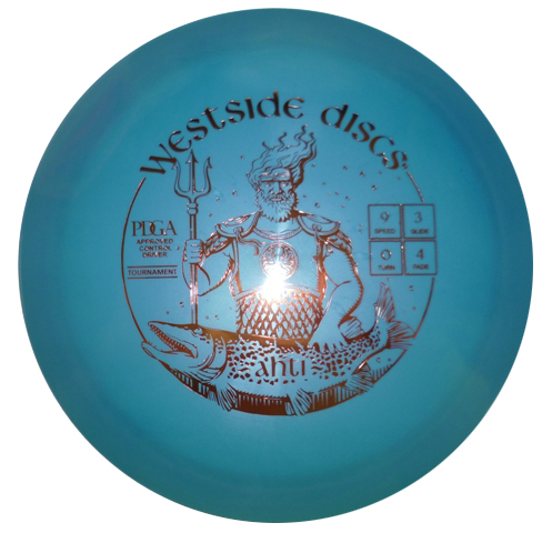 Ahti Tournament Baby Blue