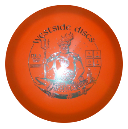 Ahti Tournament Orange