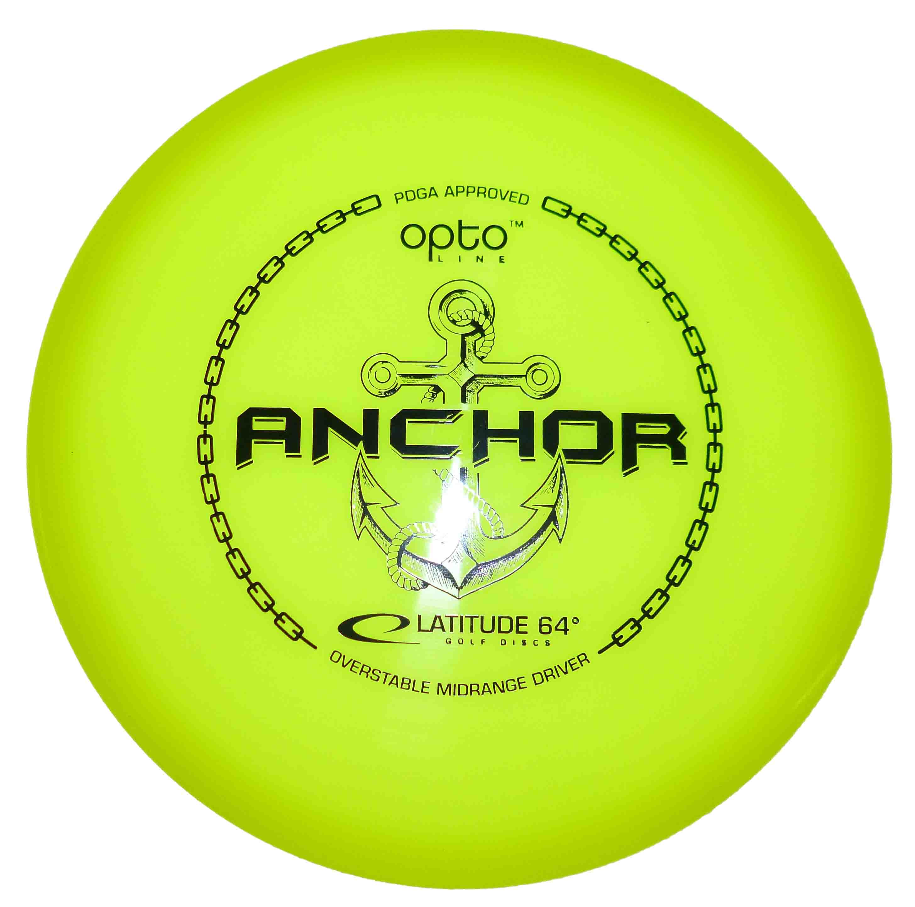 Anchor Opto Yellow