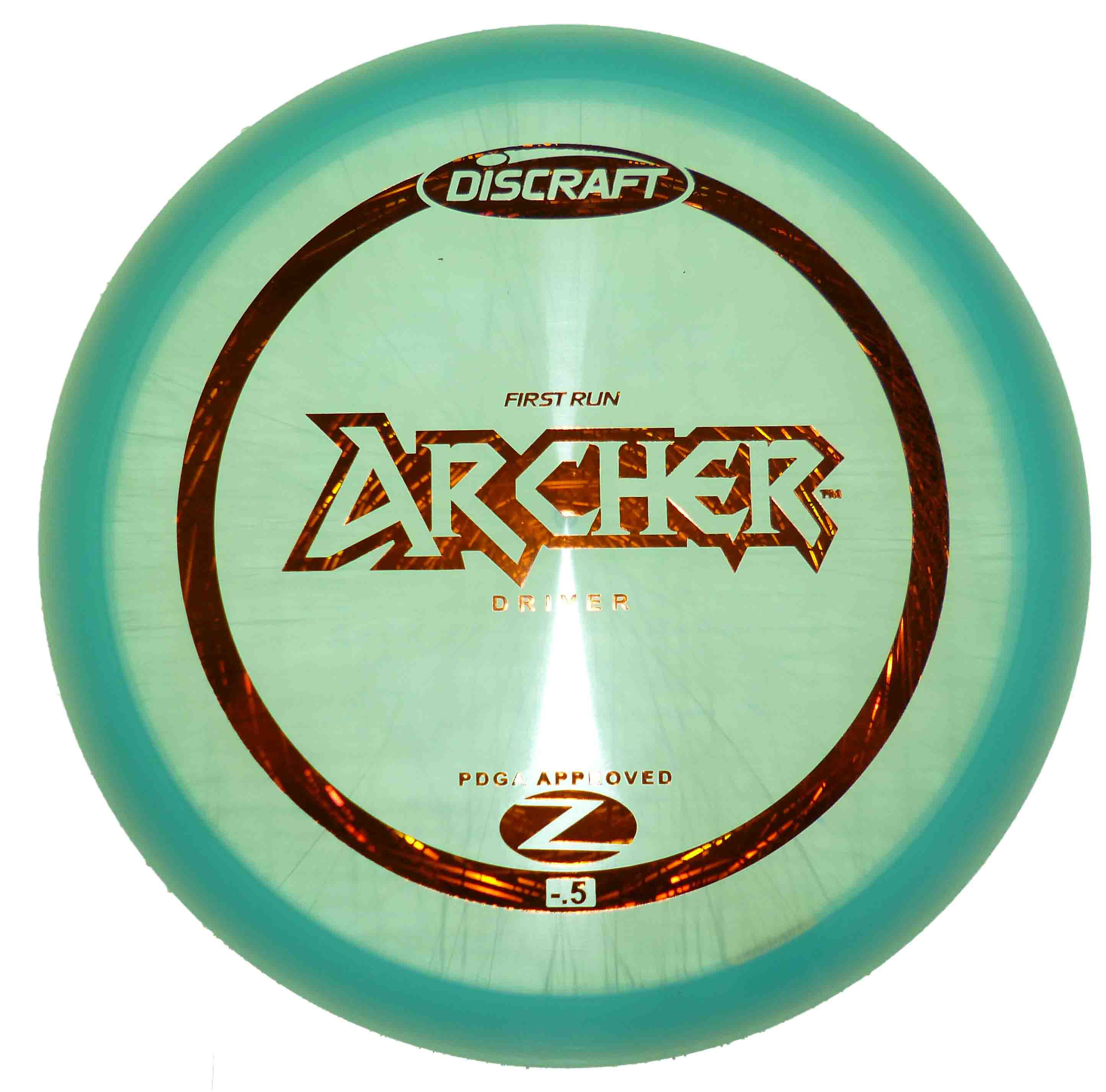 Archer Elite Z Baby Blue