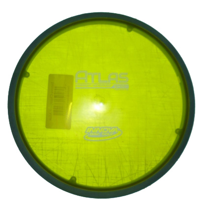 Atlas Champion Green Baby Blau