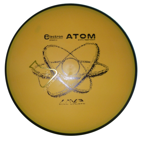 Atom Electron Missprint yellow
