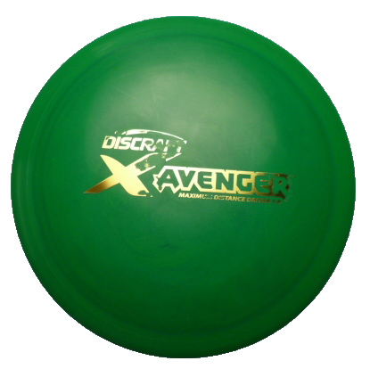 Avenger Elite X Missprint Green