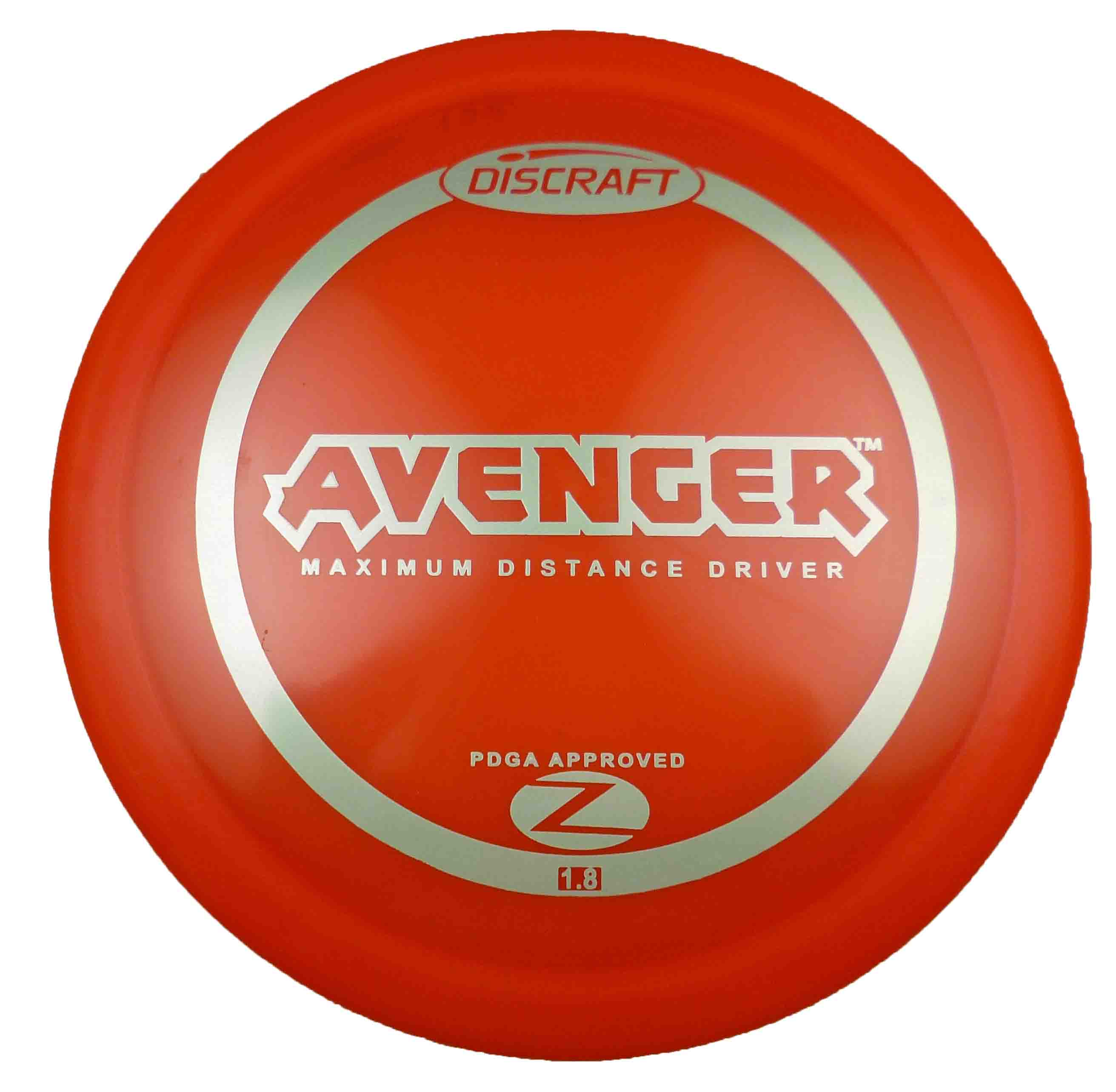 Avanger Elite Z Orange