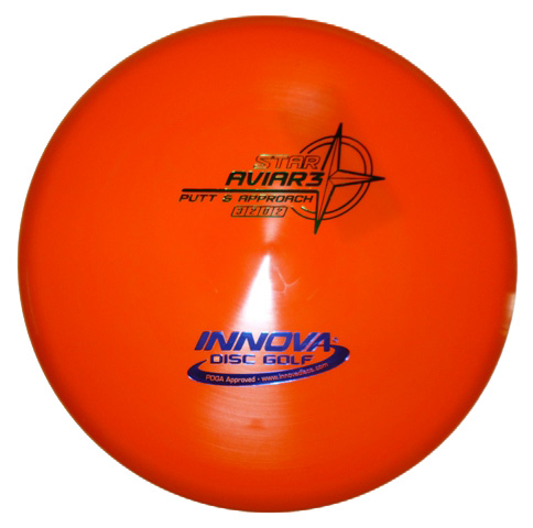 Aviar 3 Star orange