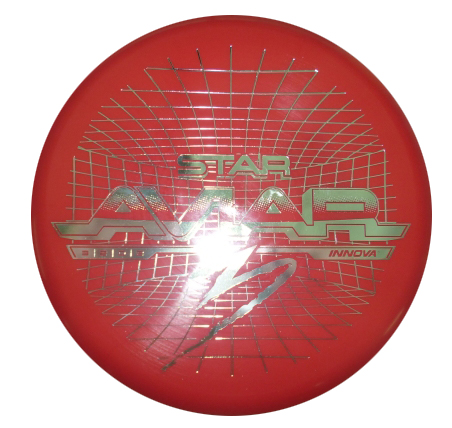 Aviar 3 XXL Star Red
