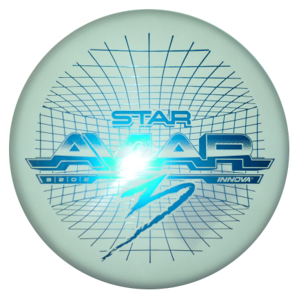 Aviar 3 XXL Star white