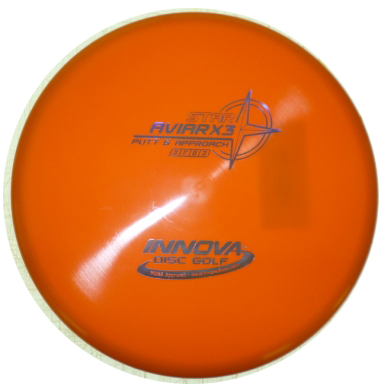 Aviar X3 Star Orange