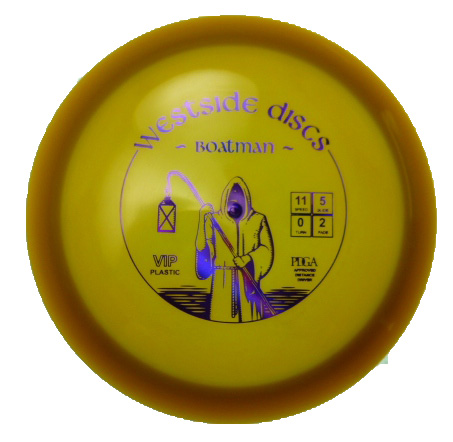Boatman Vip Line Yellow
