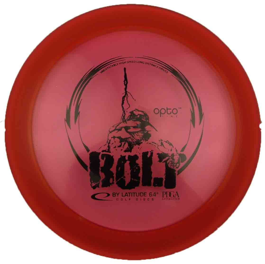 Bolt Opto red