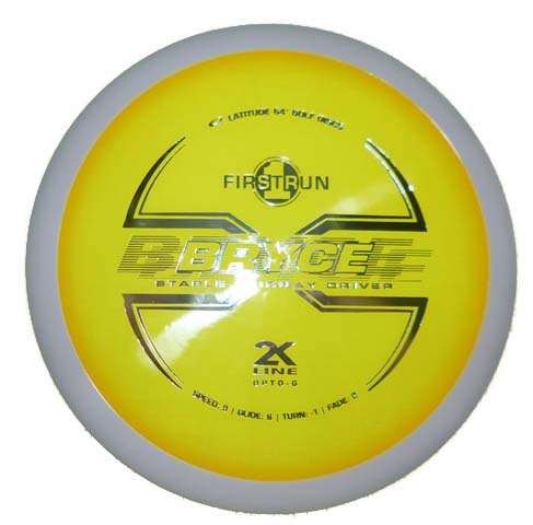 Bryce 2K Opto-G yellow