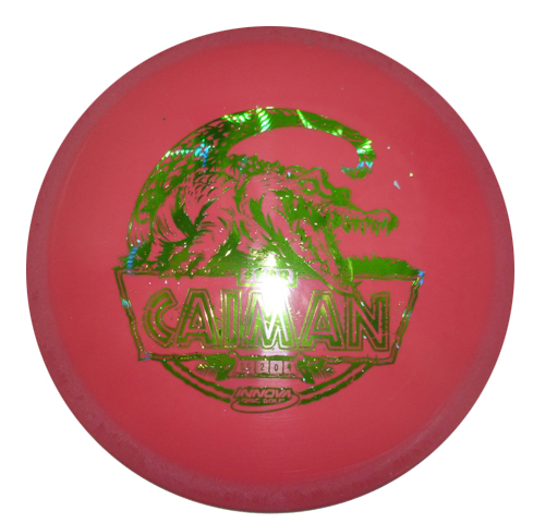 Caiman Star RED