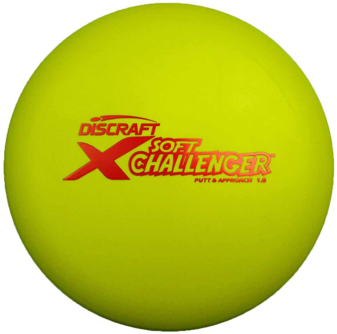 Challenger Soft Elite X Yellow