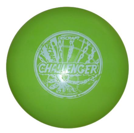 Challenger Soft Elite X Green Missprint