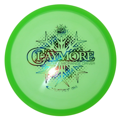 Claymore Frost Line green