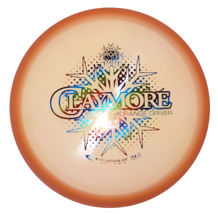 Claymore Frost Line Pink