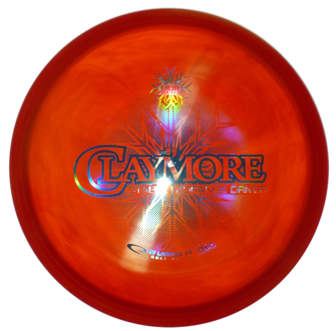 Claymore Frost Line red