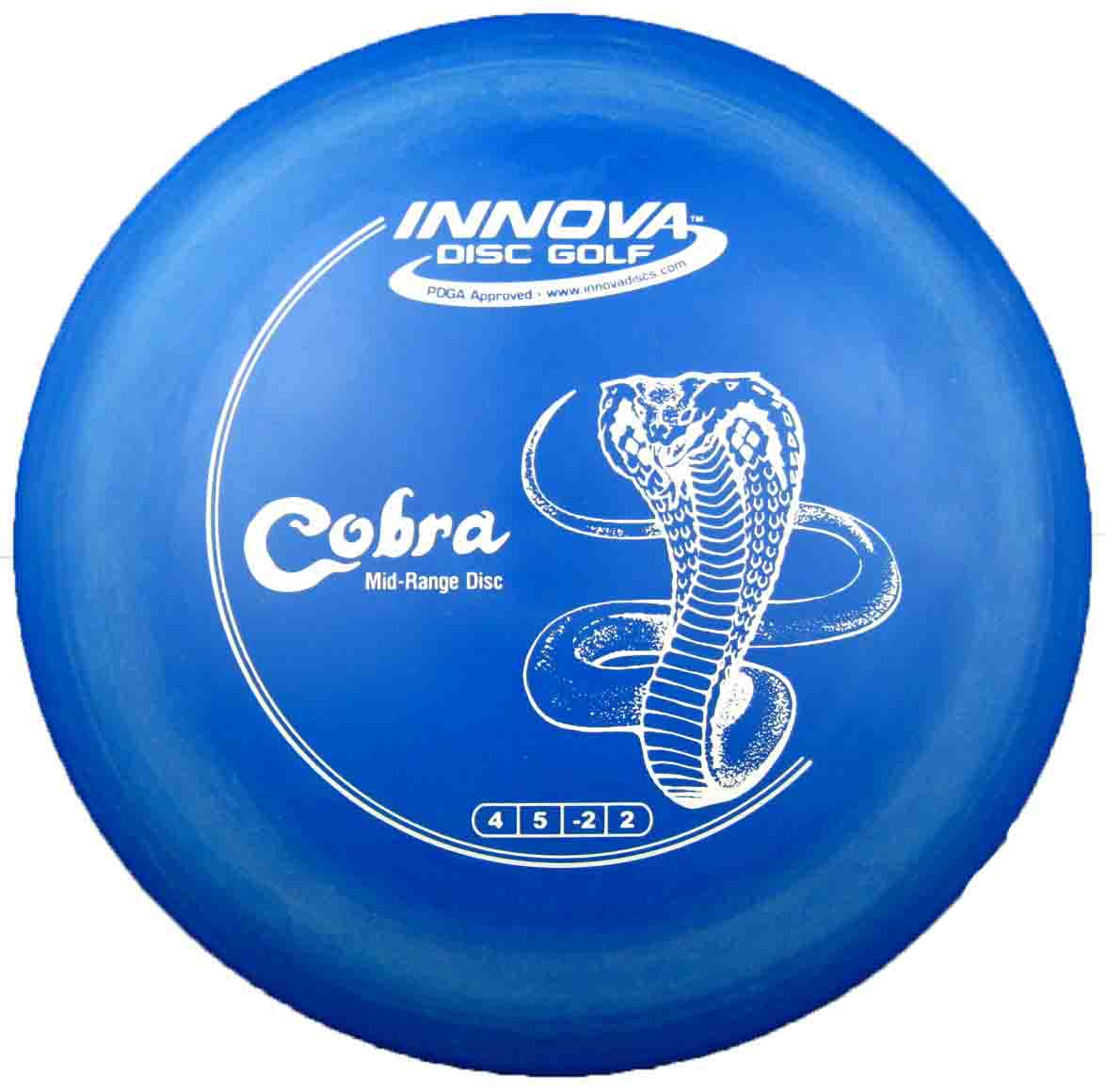 Cobra DX Blue