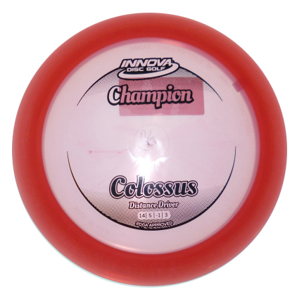 Colossus Champion rot