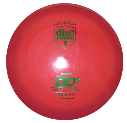 DD 3 S Line red