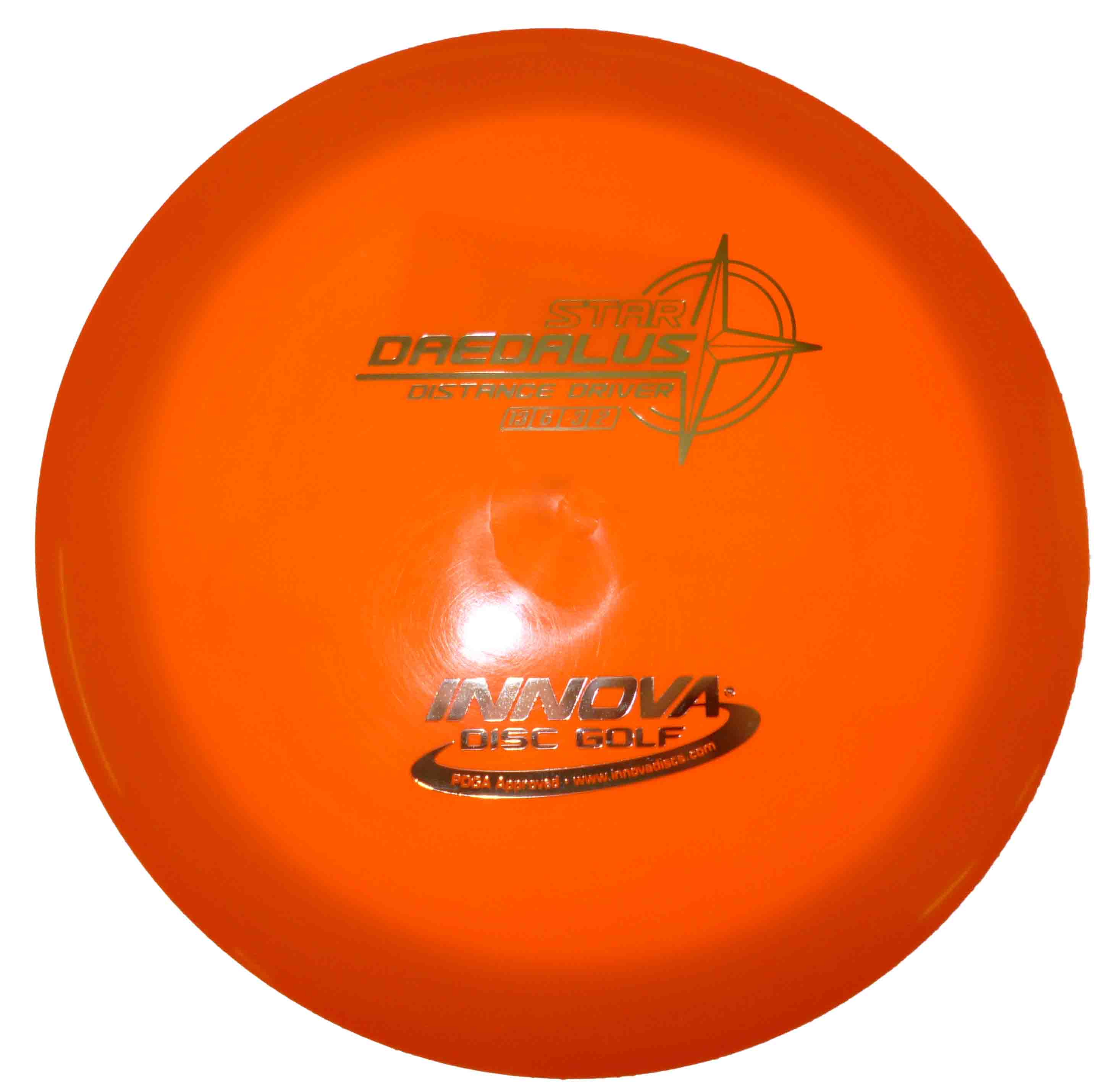 Daedalus Star Orange