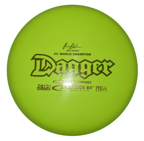 Dagger Zero Medium Gelb