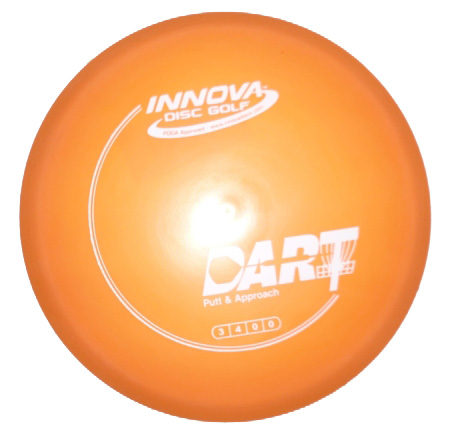 Dart DX Orange