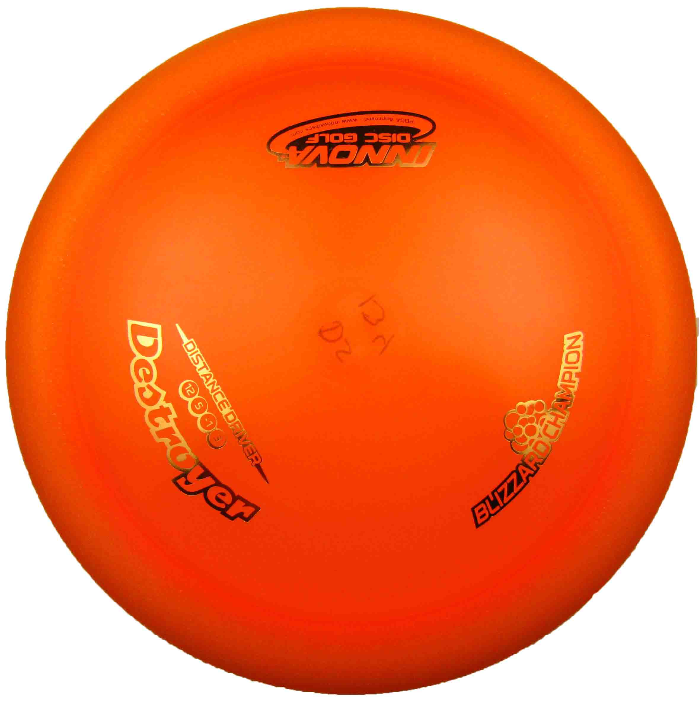 Destroyer Champion Blizzard Orange