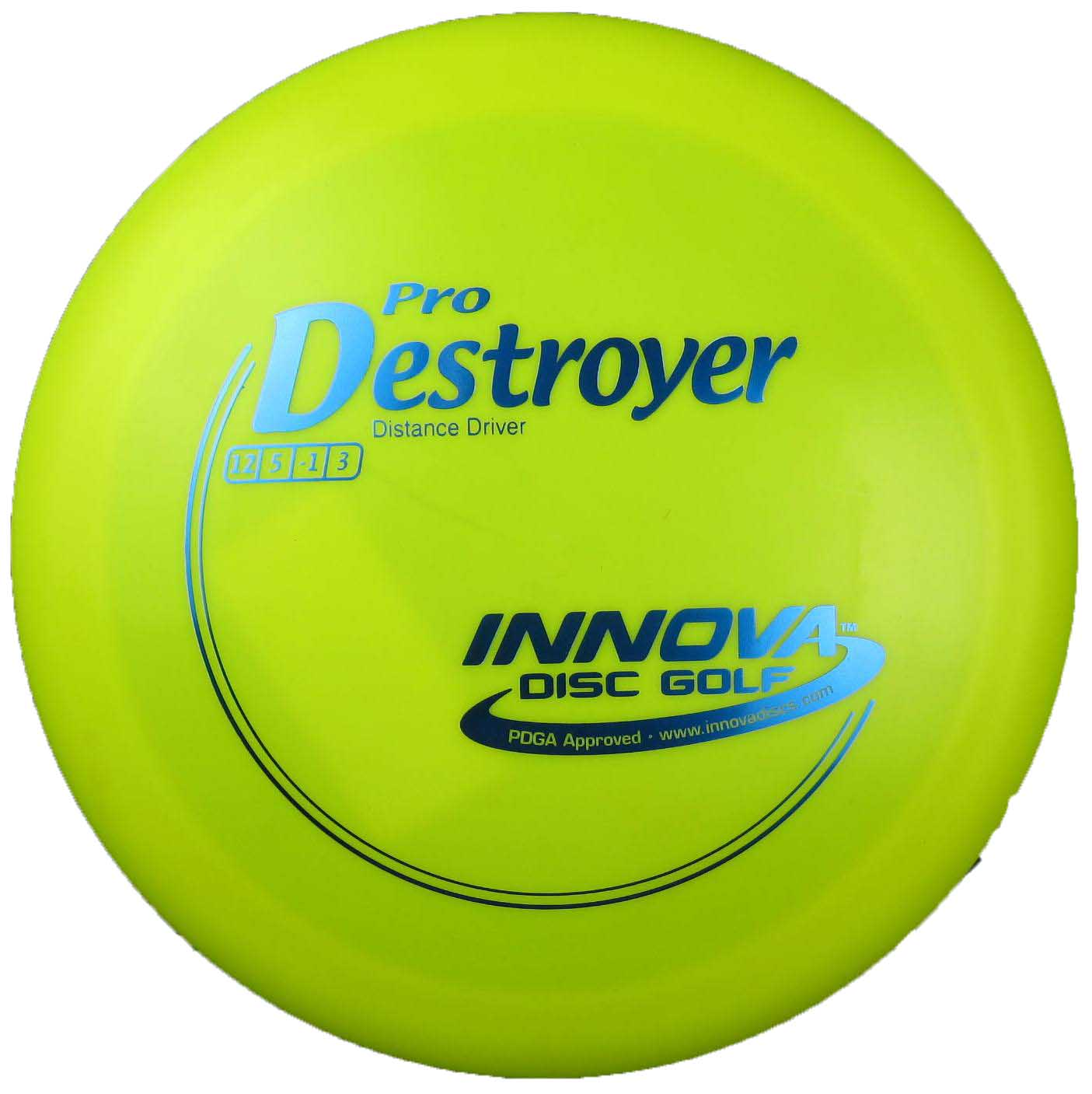 Destroyer R Pro yellow