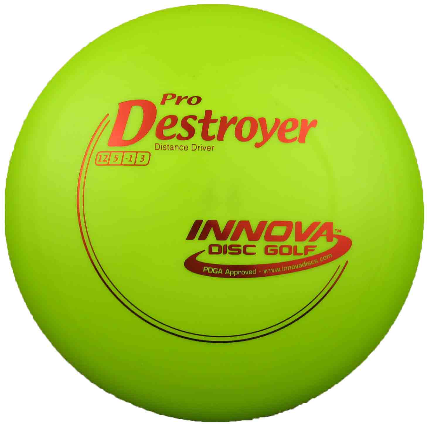Destroyer R Pro Green