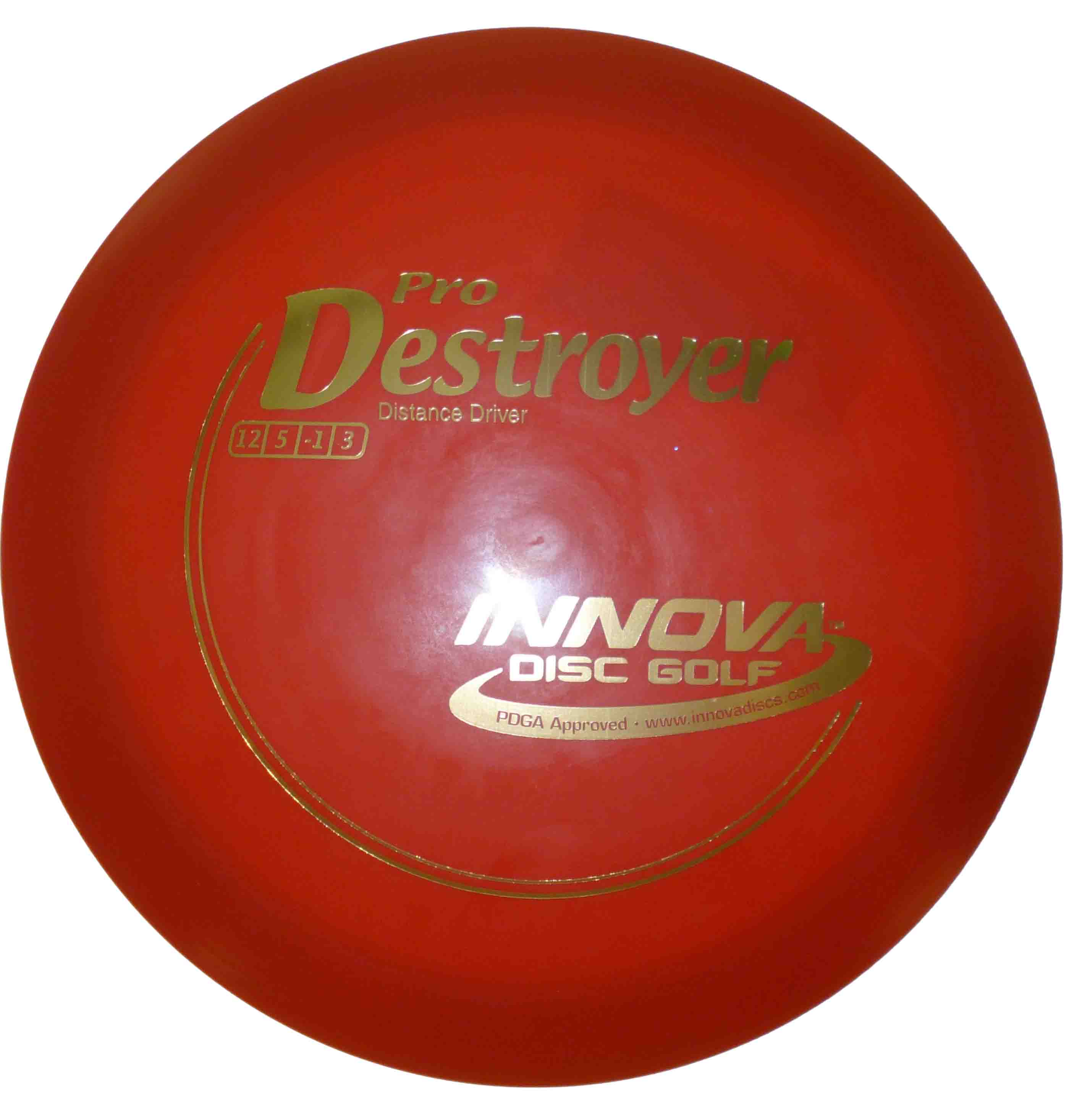 Destroyer R Pro Rot