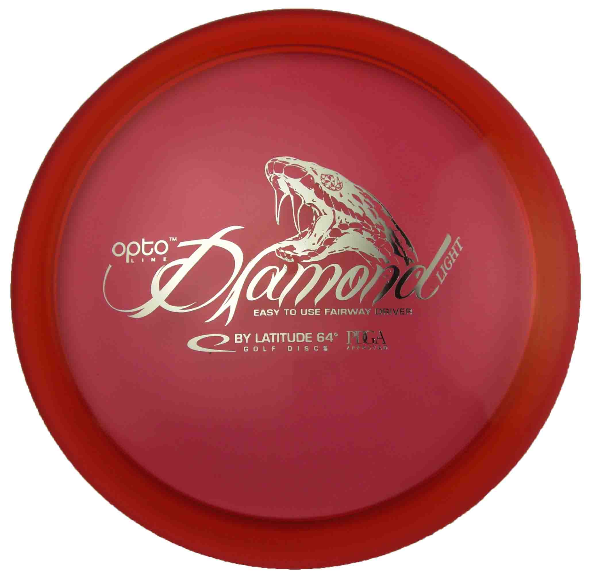 Diamond Opto Line red