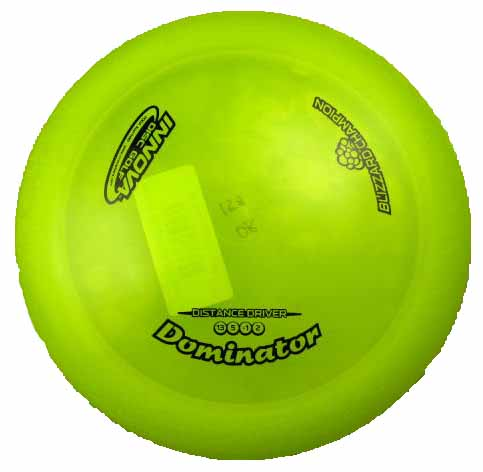 Dominator Blizzard Yellow