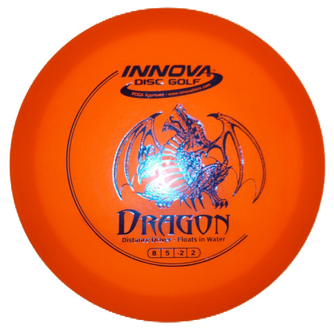 Dragon DX Orange