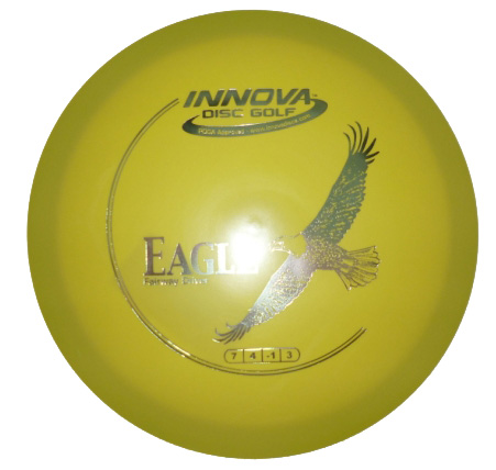 Eagle DX Yellow