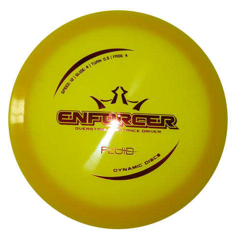 Enforcer Fluid Yellow