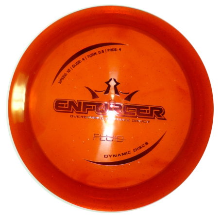 Enforcer Fluid Red