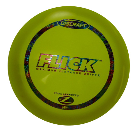 Flick Elite Z Gelb
