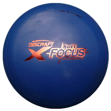 Focus Soft Elite X MIssprint Blue