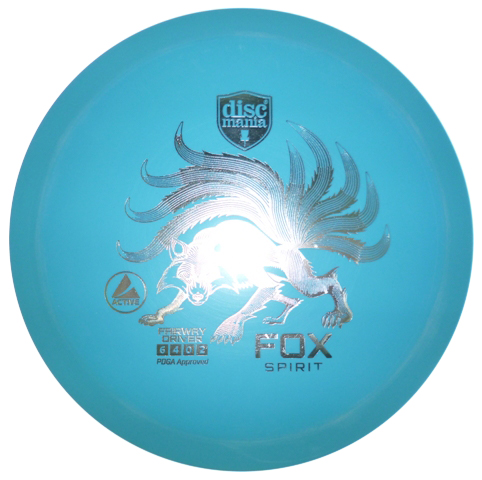Fox Spirit Active Line Baby Blue