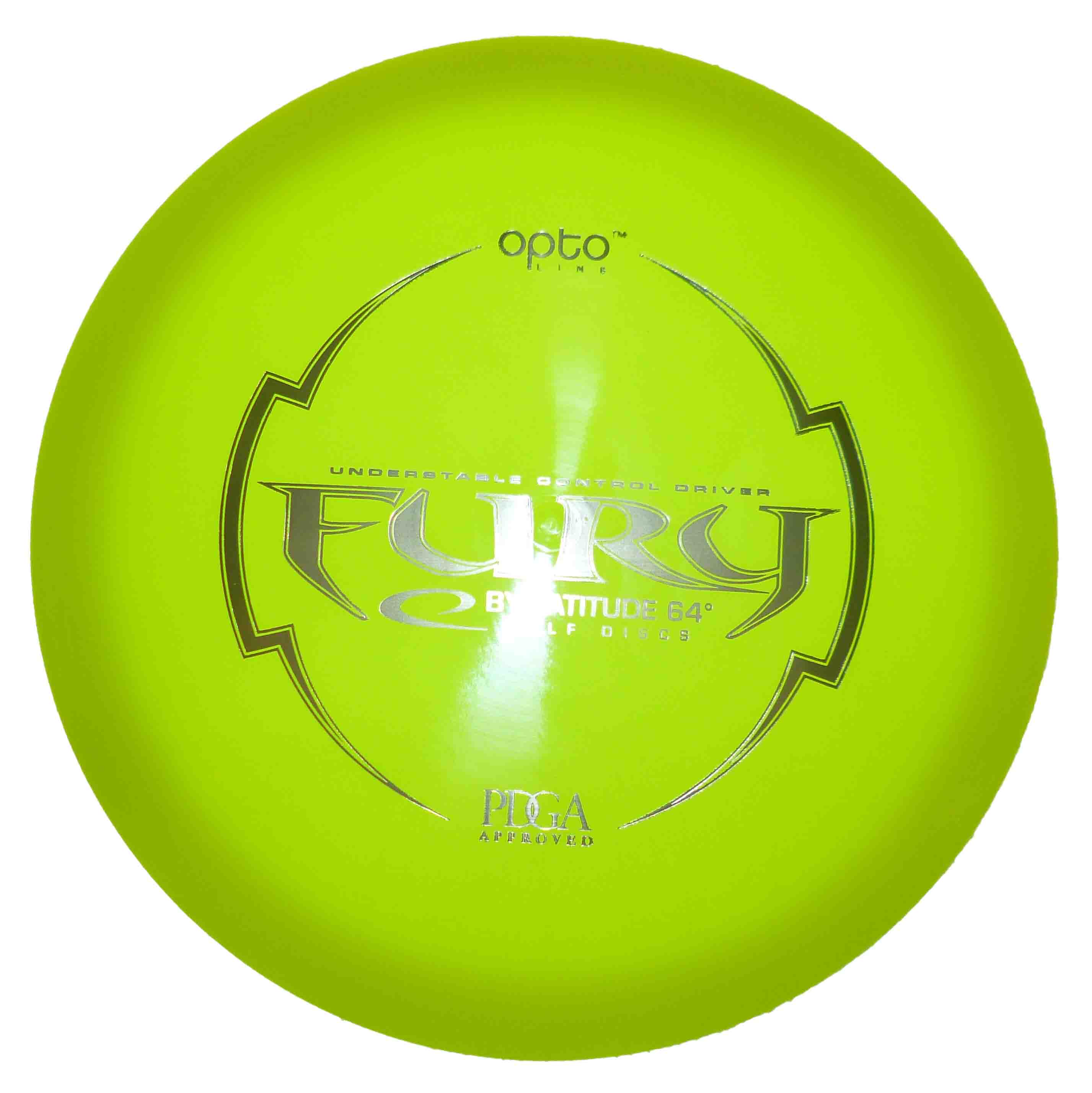 Fury Opto Yellow