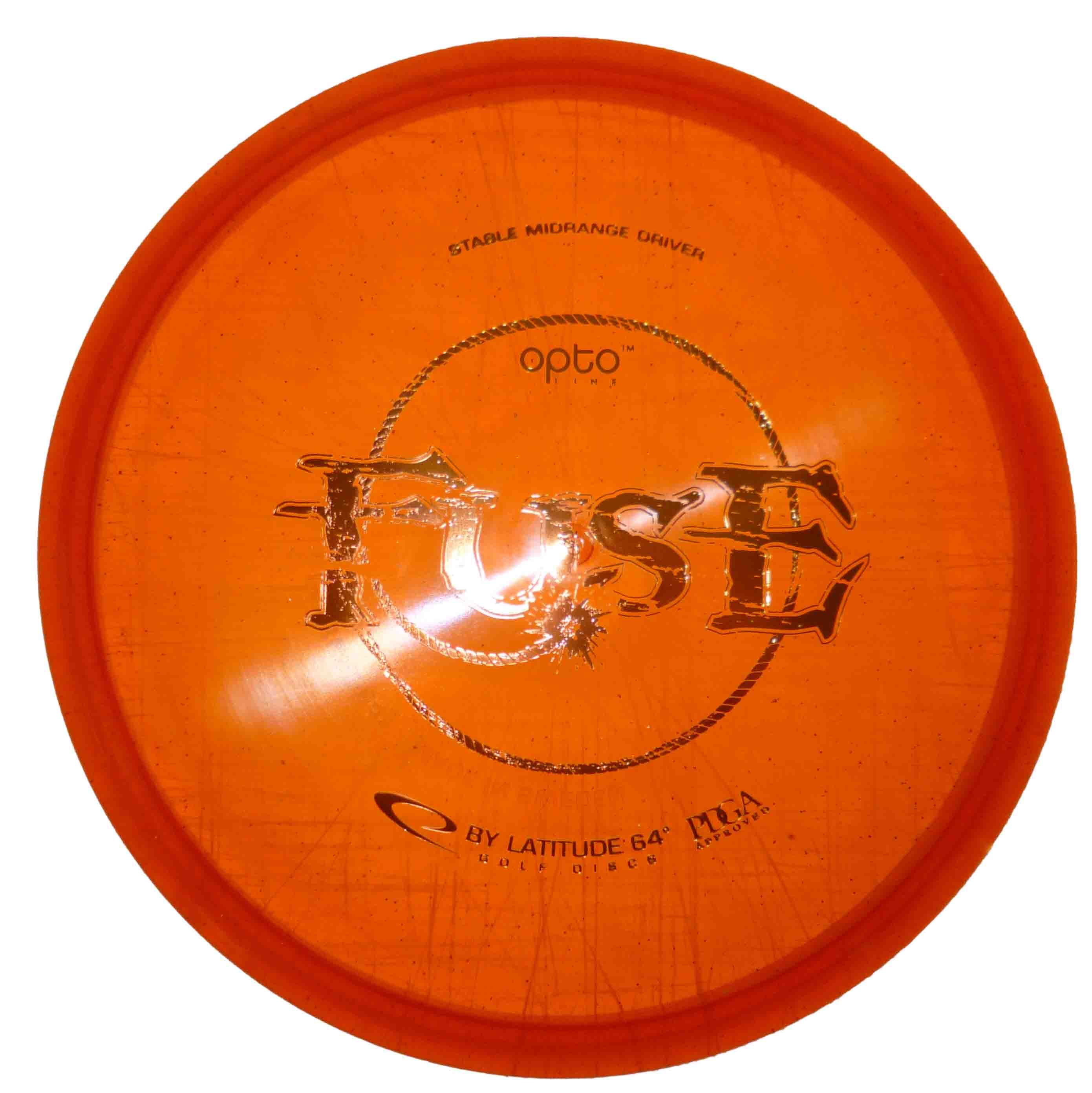 Fuse Opto Line Red