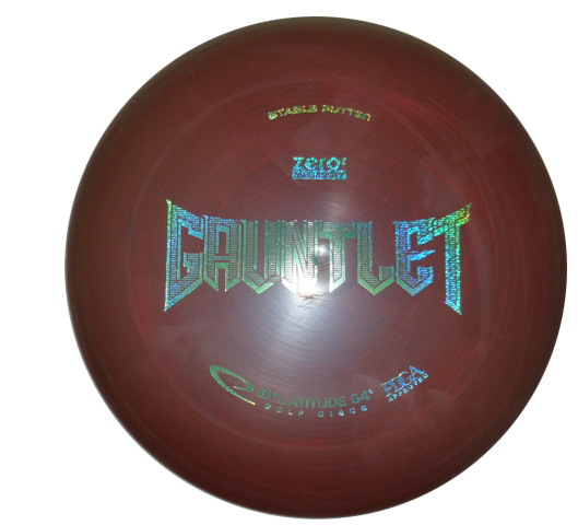 Gauntlet Zero Megasoft Dark Red