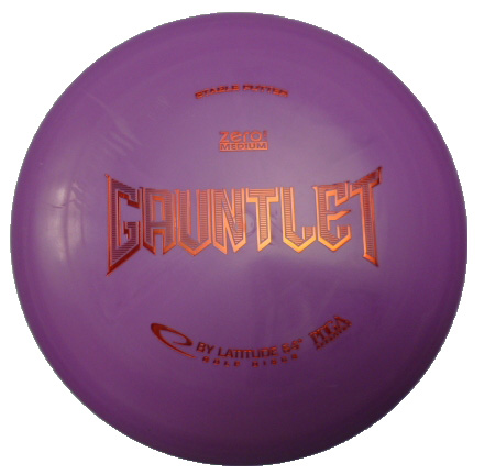 Gauntlet Medium Zero violett