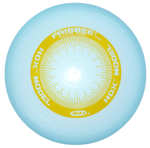 HDX 100E Baby Blue yellow Ring