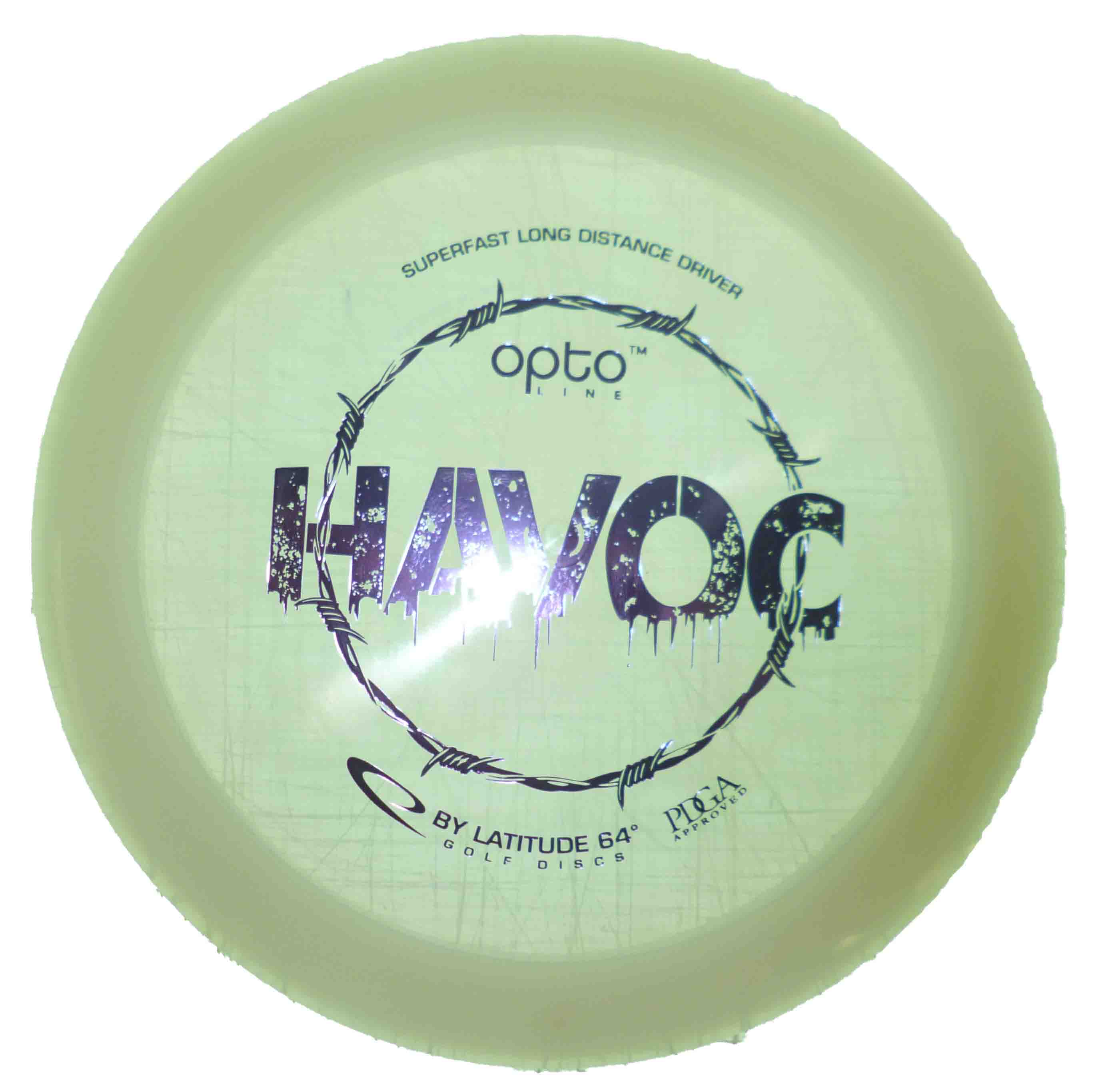 Havoc Opto Line weiss
