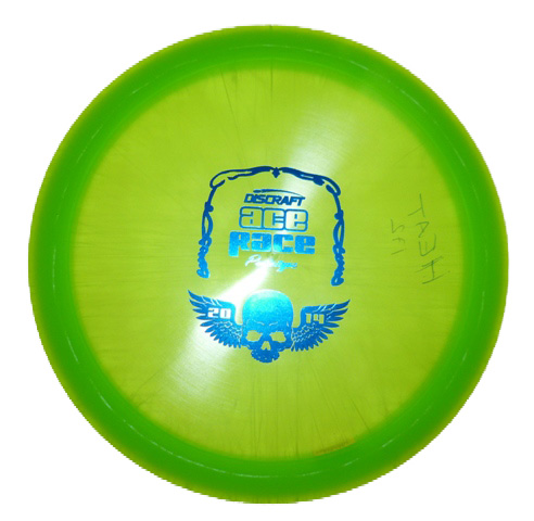 Heat Elite Z Green Ace Race Missprint