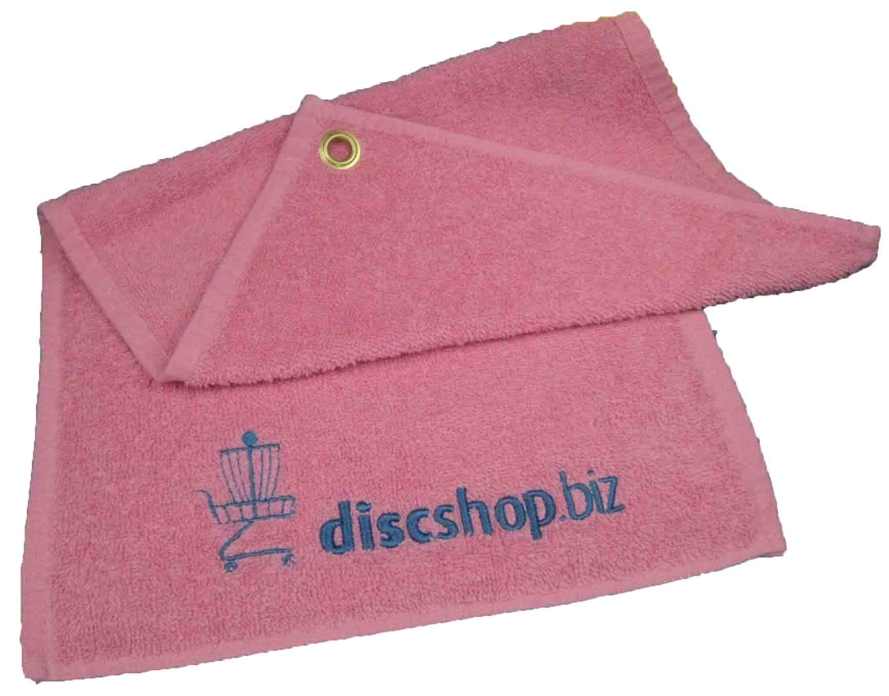 Towel Pink - Blue
