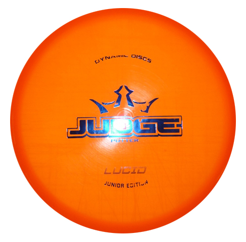 Judge Mid Size Junior Lucid Orange
