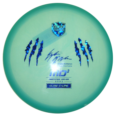MD 3 Special Edition Eagle Glow Turquise